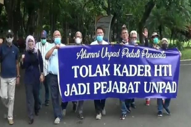 Wadek Unpad Dicopot, Pengamat: Tak Ada Payung Hukum HTI Dilarang jadi Pejabat Publik