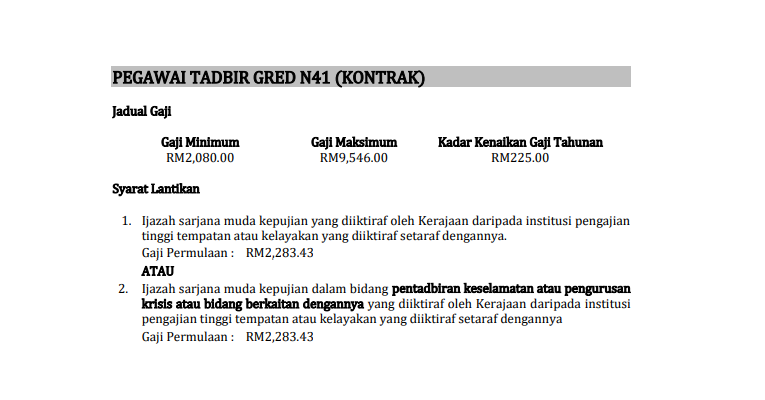 Jawatan Kosong di Universiti Malaya UM - Pegawai Tadbir Diperlukan