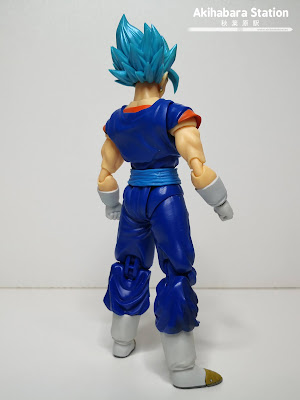 Review del S.H.Figuarts Super Saiyan God Super Saiyan Vegetto de Dragon Ball Super, Tamashii Nations.