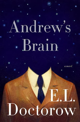 Andrew's Brain by E.L. Doctorow – The Infinity Within (Book Cover)