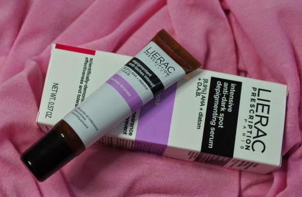 serum zwalczające przebarwienia na skórze
