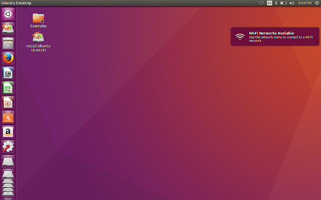 Ubuntu 16.04 Unity Desktop - First impression