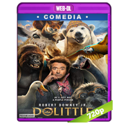 Las aventuras del doctor Dolittle (2020) 720p WEB-DL Audio Ingles Subt.