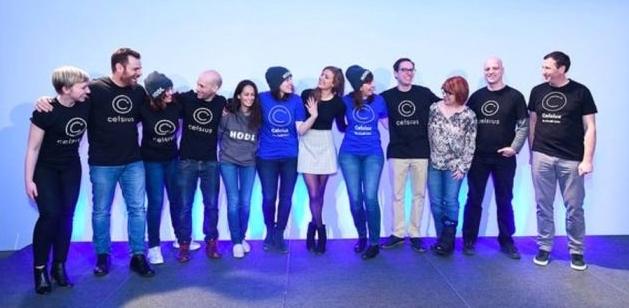 Celsius Network staff equipa blockchain
