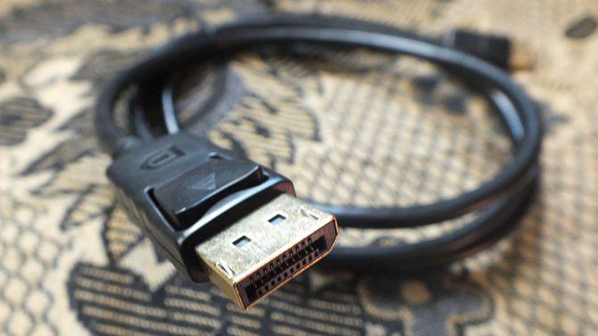 cable displayport que es
