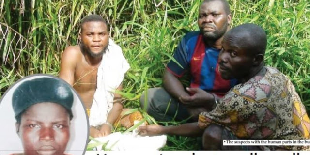 How native doctor allegedly connived with 12 others to murder ex-lover for rituals