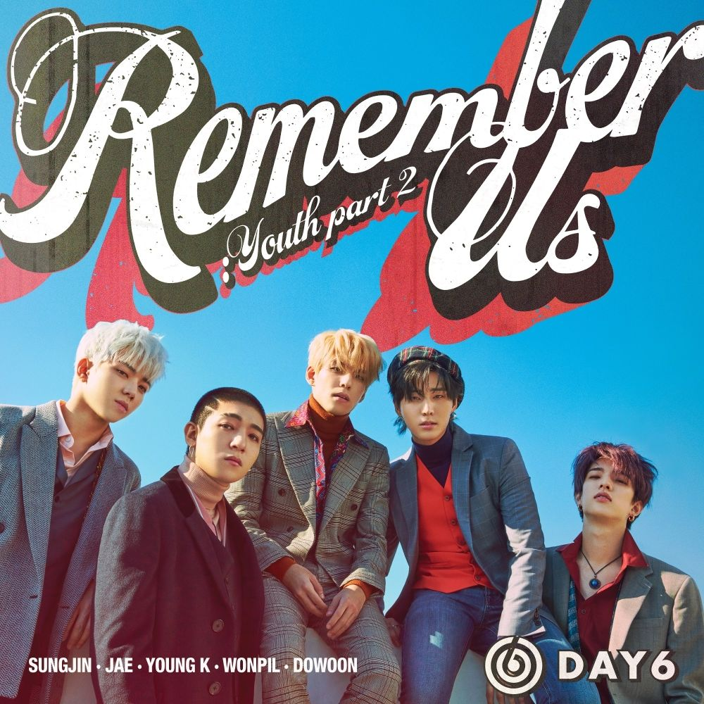 DAY6 – Rememberus : Youth Part 2 – EP