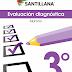 EVALUACIÒN DIAGNÒSTICA 3º PRIMARIA CICLO ESCOLAR 2019-2020