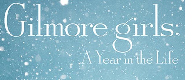 Cartaz de Gilmore Girls um ano para recordar