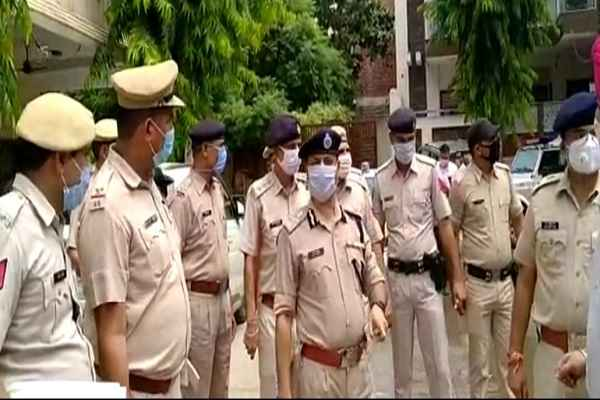faridabad-police-commissioner-op-singh-beat-system-news-12-august