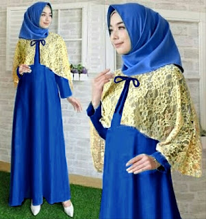 Busana Muslimah Koleksi Terbaru