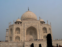 The Taj Mahal India