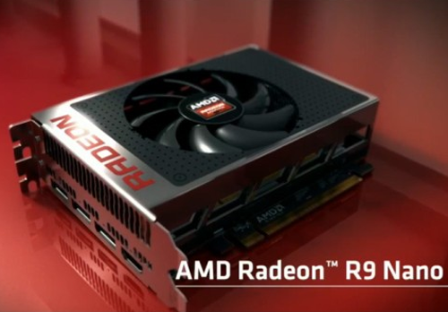 AMD Radeon R9 Nano, Graphics Card Untuk Mini ITX