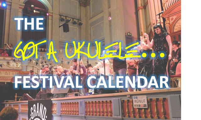 ukulele festival calendar