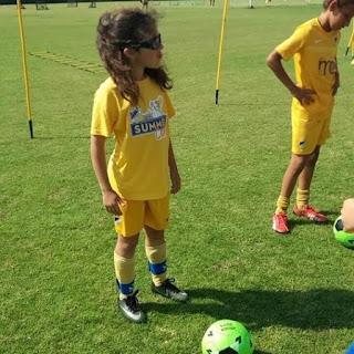 Αναπτυξιακό πρόγραμμα κοριτσιών 6-9 ετών από τις ακαδημίες ΑΠΟΕΛ
