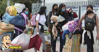 Venezolanas deben dejarse abusar por Militares Venezolanos para poder cruzar la frontera