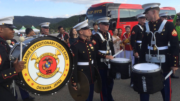 US Vs South Korea: The battle for marching bands