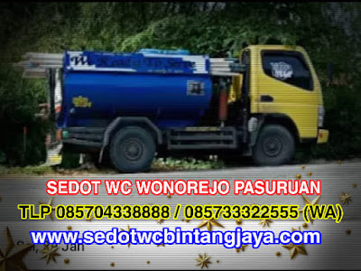 SEDOT WC WONOREJO PASURUAN 085733322555