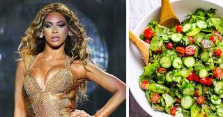 Beyonce Coachella Diet