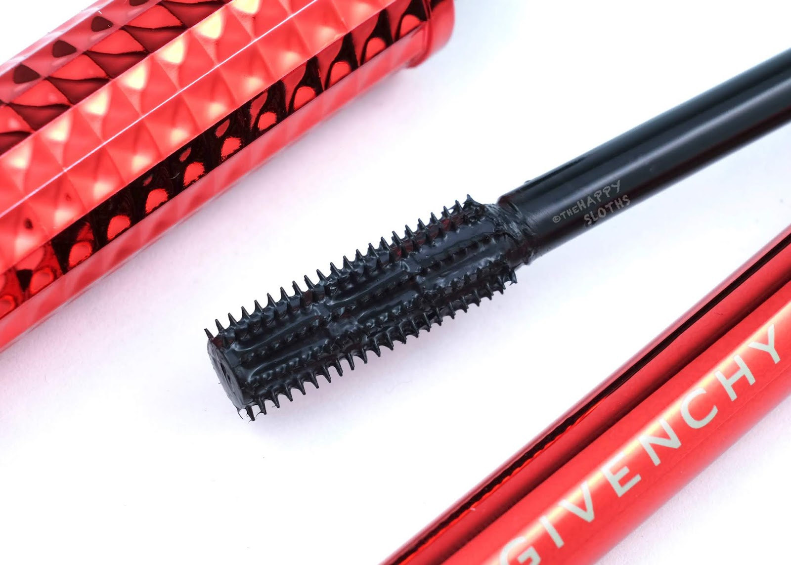 Givenchy   Volume Disturbia Mascara: Review and Swatches