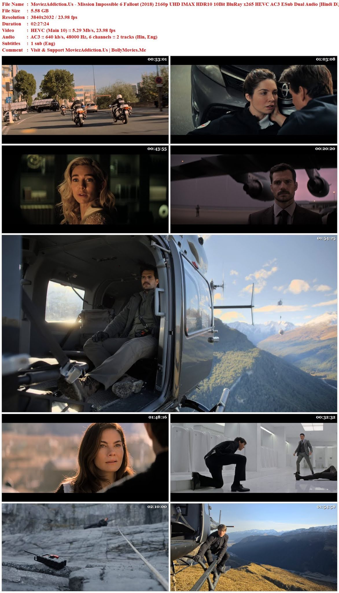 Download Mission Impossible 6 Fallout