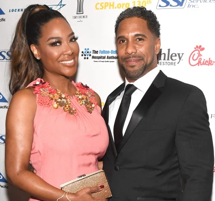 Kenya Moore and Marc Daly separated after two years of marriage and a Daughter