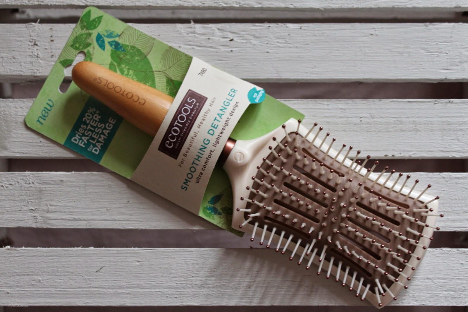 ecoTools Hair Brush Range - Raining Cake