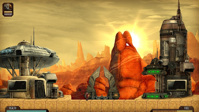 Mines of Mars PC Game Free Download Photo