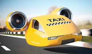Perkambangan taksi terbang pada dekade baru