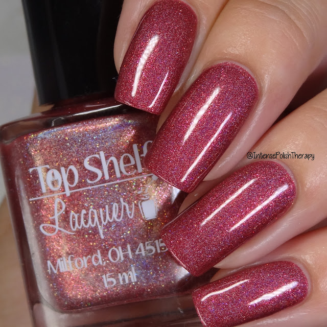 Top Shelf Lacquer On a First Name Boozeis