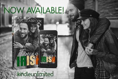 Taming Irish: Wild Irish Book 3, C.M. Seabrook