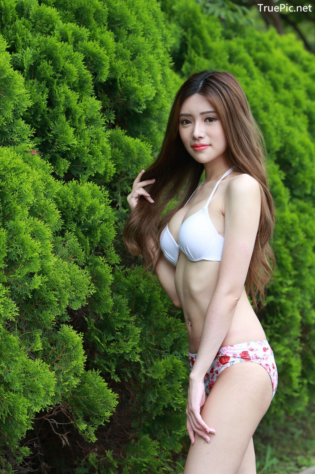 Image-Taiwanese-Model-承容-Lovely-And-Beautiful-Bikini-Baby-TruePic.net- Picture-1