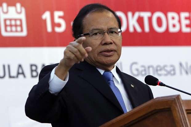 Rizal Ramli: Parpol yang Dukung Ahok Bakal Kalah pada Pemilu 2019