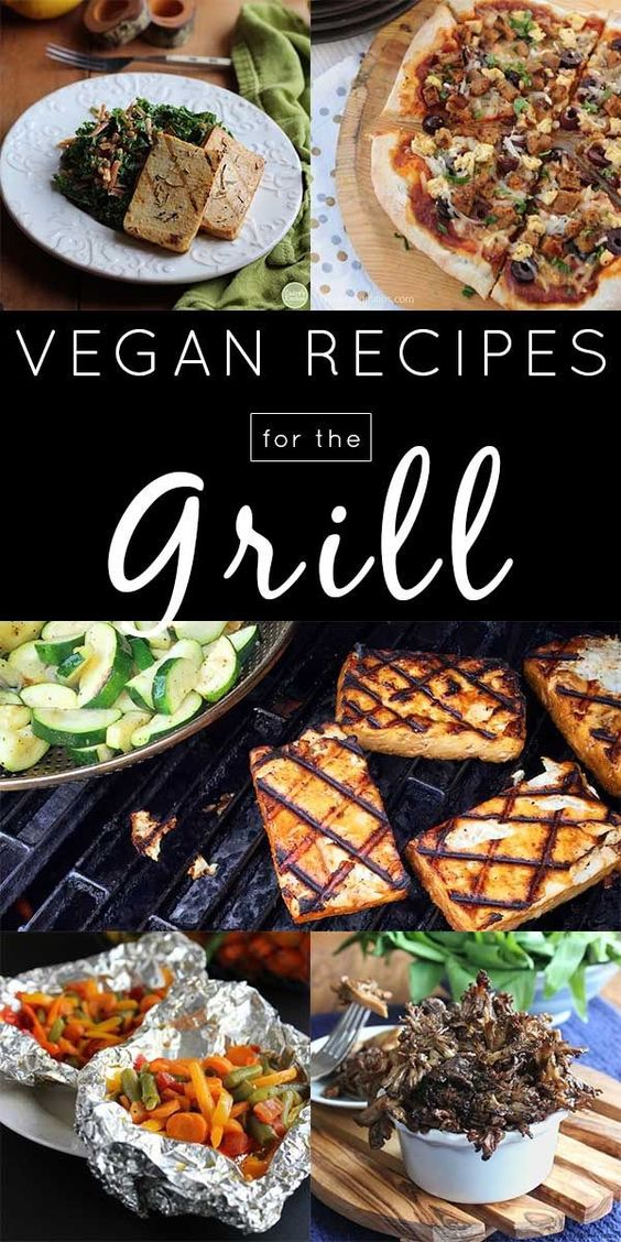 Memorial Day is coming soon here in the U.S., and for a lot of folks that means the unofficial start of summer and spending some quality time with the grill. Try these delicious vegan grill recipes along with sides, dips, & sauces for your next cookout.