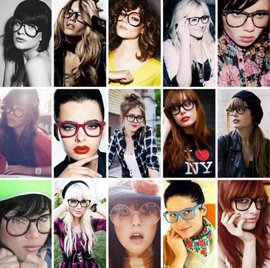 d9509f2220ab1 Exemplo disso é que os óculos de grau estilo vintage surgiram no mundo  fashion e foram muito bem aceitos