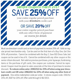 free Dress Barn coupons for march 2017