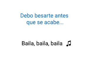 Ozuna Baila, Baila, Baila significado de la canción.
