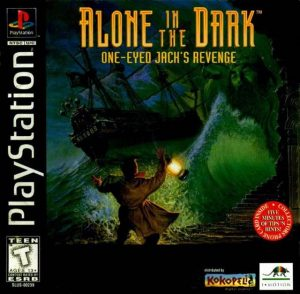 Download Alone in the Dark 2: One Eyed Jack's Revenge (Ps1)