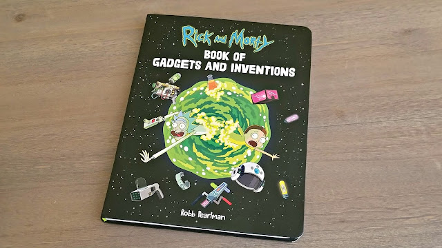 book of gadgets and inventions