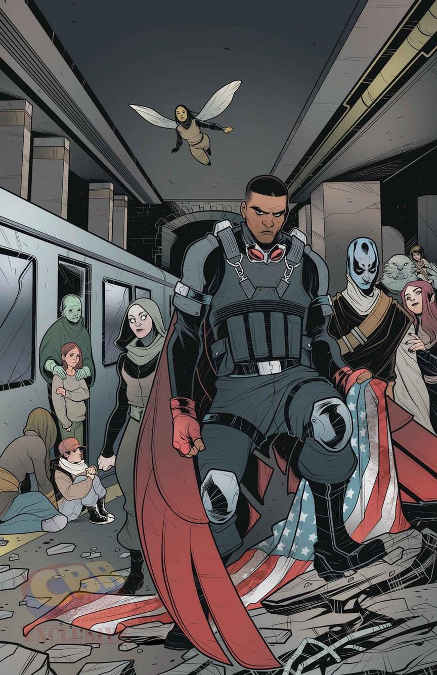 Secret Empire #2 Nick Spencer Marvel