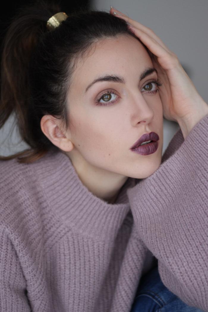 NYX Tinted Brow Mascara black