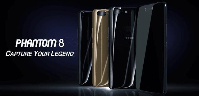 سعر ومواصفات هاتف Tecno Phantom 8 بالصور