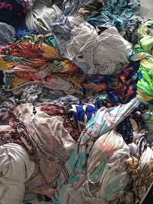 Vải khúc, vải thun atiway hàn quốc 1m tại Bình Dương