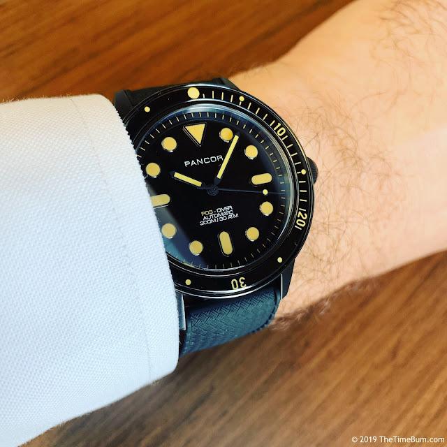 Pancor P03 wrist