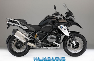 BMW Motorrad merilis Motor terbaru 2016