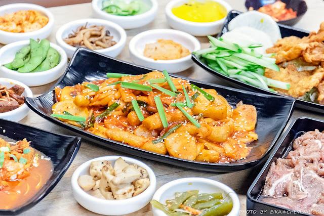 MG 1609 - 熱血採訪│台中老字號韓式料理,多達近80種韓式料理任你挑,還有50種小菜讓你吃到飽!