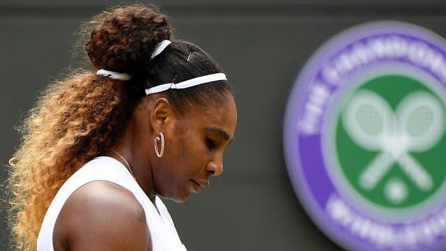 Serena Williams fined for harming match court