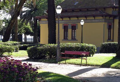 Jardim do Passeio Alegre