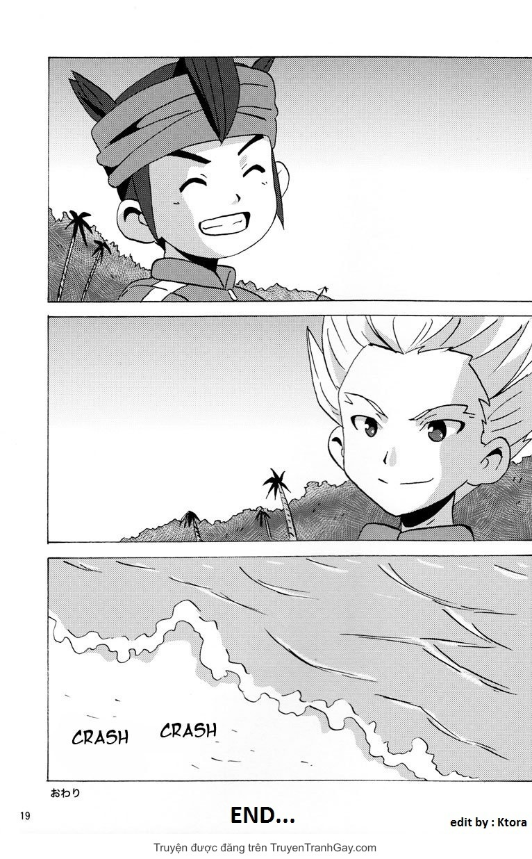 Trang 19 - Cỏ Mùa Hè (- 10nin and Inuyama Niyao) - Truyện tranh Gay - Server HostedOnGoogleServerStaging