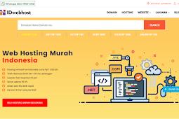 IDwebhost Web Hosting Murah No. 1 di Indonesia